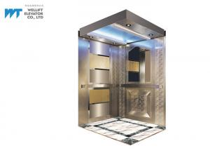 China High Quality Elevator Cabin Decoration for  Shopping Mall Passenger Lift on sale