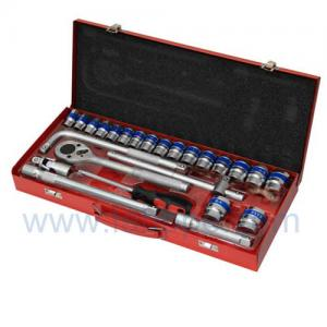 "Quality TST25-1/2"" Dr. Cr-V 25pcs Hand Socket Set.,Hand Tool Kit for sale"