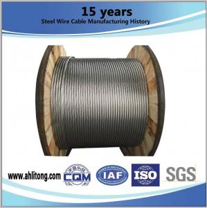 China Turkey Bare ACSR Conductor on sale