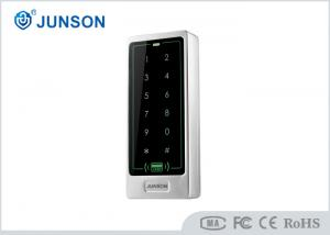 China Touch Screen Rfid Touch panel Access Control System Password 13.56khz on sale