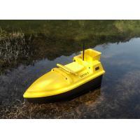 Fishing bait boat DEVC-103 yellow DEVICT DESS autopilot radio control brushless motor for bait boat