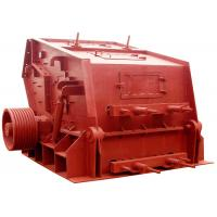 Lining Plate Red Fine Impact Limestone Crusher Machine 315Kw Making Artificial Sand