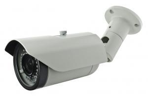 China Weatherproof IR Camera 40m BLC / AWB on sale