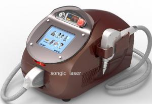 China Nd Yag Laser Hair Removal Machine Permanent For Dark Skin Vein Removal on sale