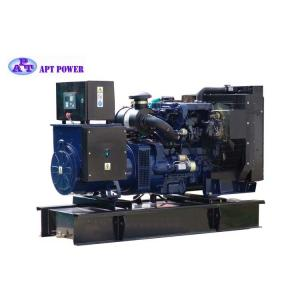 China 80kVA Silent or Open Type Diesel Generator with Perkins Engine and Optional Alternator on sale