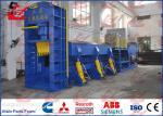 Heavy Duty 630Ton Hydraulic Metal Baler Shear for Waste Car Bodies Steel Scrap Different Shape Cutting