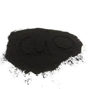 China Hot Sale Antibacterial Use Micro Copper Oxide 99% Purity Black Powder on sale