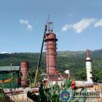 Adjustable Voltage Vertical Shaft Kiln For Cement/Lime Plant