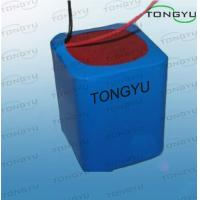 Light Lithium Ion Rechargeable Battery 14.8V 4400mAh For Portable Flaw Detectors