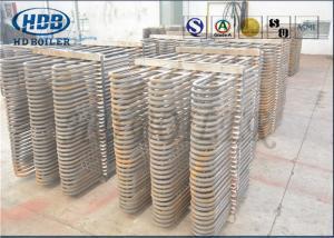 China Steam Boiler Accessory CFB Boiler Economizer For Coal Boiler , ASME Standard on sale