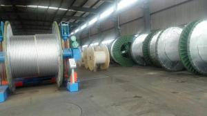 Quality Bare ACSR Conductor Aluminium Conductor Steel Reinforced With AC Cable Current for sale