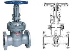 China OS & Y Rising Stem Gate Valve Flanged 200 PSI Working Shield With Supervisory Switch on sale
