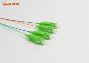 China OEM FTTH Fiber Optic Cable Splitter Dual Window Coupler Type Low PDL on sale