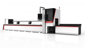 China china best metal tube laser cutting machine price for sale on sale