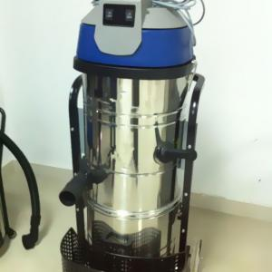 China Water Suction Industrial Wet Dry Vacuum Cleaners Circulating Air Cooling on sale
