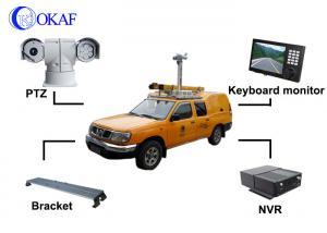 China Outdoor Vehicle 1080P PTZ IP Camera 20X Optical Zoom IP/SDI/AHD/ Analog Optional on sale