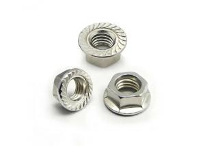 China Flange Stainless Steel Screws And Nut Powder Coating Surface JIS Standard on sale