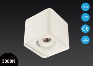 China Modern Design Surface Mount LED Lights 7W 5 Inch Adjustable Square COB LED Downlight on sale
