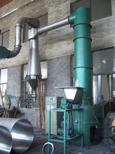 China XSG Series Industrial Flash Dryer , Rotary Drying Equipment With Screw Feeder on sale