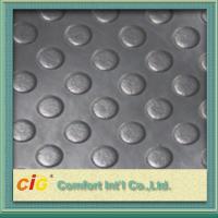 1.0mm To 2.0mm Plastic Floor Covering Pvc Sports Flooring Waterproof
