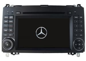 China Mercedes Benz A/B-Class A-Class Android 9.0 2 Din IPS Car Multimedia Player Audio With Fiber Optic Cable BNZ-7692GDA on sale