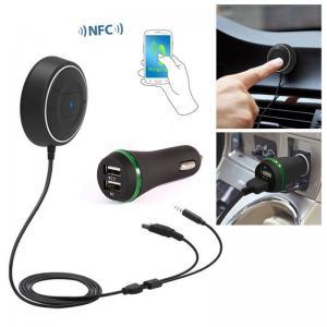 China 2018 Car mp3 player bluetooth handsfree car kit fm transmitter on sale