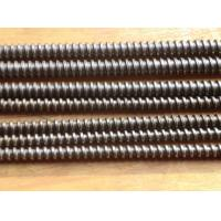 Hot Dip Galvanized All Thread Rod High Strength 1200mm Length Safe Fastener Product
