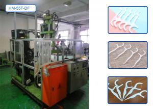 China Automatic Plastic Moulding Machine , High Speed Injection Machine For Dental Floss Pick on sale