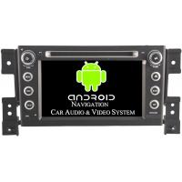 Capacitive Touch Screen Car Stereo Suzuki Grand Vitara Gps Navigation System 2006 - 2014
