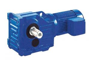 China K Series Helical Bevel Gear Reducer on sale