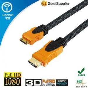 China Ultra Premium High Speed 1.3 HDMI Cable With Ethernet 5m Flat on sale