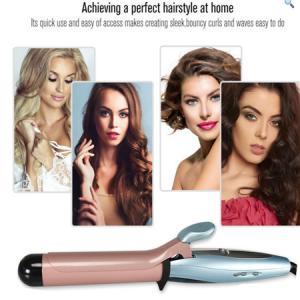 China Korea Straightening Salon Styler Tool Profesional Hair Straightener Flat Iron Ceramic Hair Salon Steam Styler on sale
