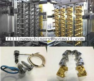 China LinearPet Bottle Automatic Blow Molding Machine , Plastic Blow Machine on sale