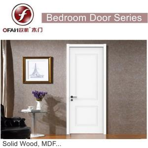 High-end home interior door design, MDF/Solid Wooden Bedroom ...