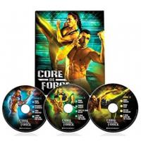 China Workout Program Fitness Workout DVD , Dance Exercise Dvd For Weight Loss on sale