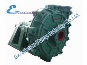 China Industrial Centrifugal Slurry Pump with Wear-resistant Metal Lined for Coal on sale