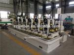 HB127 series tube mill line welded pipe roll forming machine