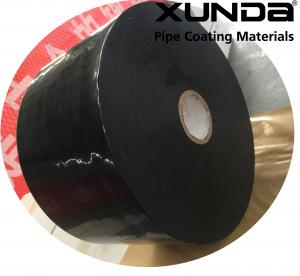 China POLYETHYLENE COATING WRAPPING TAPE SIMILAR WITH DENSO BRAND USED FOR STEEL PIPE on sale