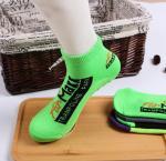 Customized Size Unitix Trampoline Grip Socks High Temperature Non Slip Socks Kid Adult Anti Friction Bounce Yoga Socks