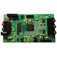 OEM / ODM Multilayer PCB Board Green Solder Mask Immersion Gold 1.6mm Thickness