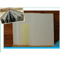 Hot Melt Glue Double Sided Self Adhesive Pvc For Photobook Album Sheet