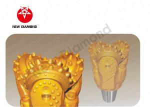 China 6 3/4 Inch Tricone Drill Bit 532 171mm For Soft Formations , Wear Resistance on sale