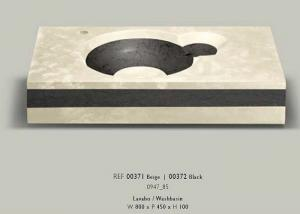 China Integrated Marble Vanity Countertops for office building on sale