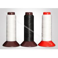 China Pure White High Temperature Sewing Thread With Excellent Chemical Stability on sale