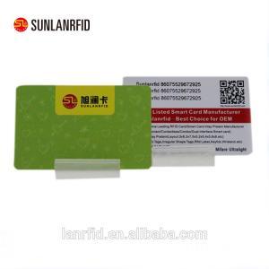 China custom printing 4color plastic loyalty vip membership card on sale