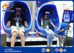 China Double Seater VR Cinema With 122 VR Games 360 Degree Movies Clear Glasses wholesale