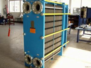 China World Famous brand blue TRANTER PHE detachable AISI 304/0.5mm plate heat exchanger widely use in refrigeration system on sale