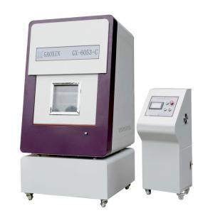 China UL 2054 UL 1642 Standard Battery Tester Projectile Burning Battery Testing Equipment on sale