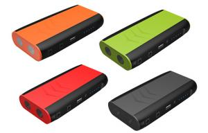 China Electric Small Motorcycle Jump Starter Lithium Battery Jump Start Battery Pack on sale