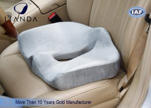 China Blood Circulation Boost Car Seat Cushion Comfortable With Butt After Long Time Driving on sale